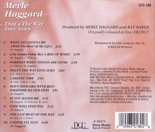 Merle Haggard - That's The Way Love Goes 2.jpg
